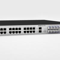 Draco tera flex 24 Cat X + 16 fiber ports