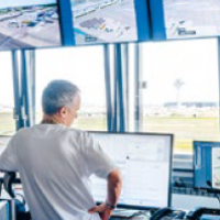 Airport Control Center
